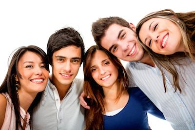 Millennials-Happy