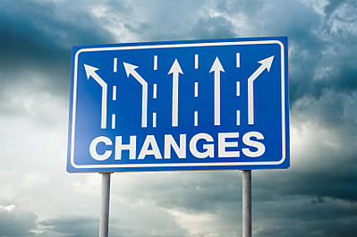 Change is coming - embrace it and plan ahead