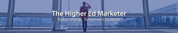 The Higher Education Marketer